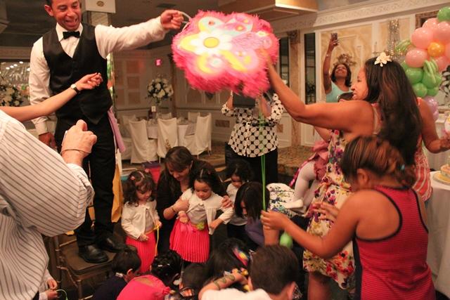 abby's birthday party-Pinata